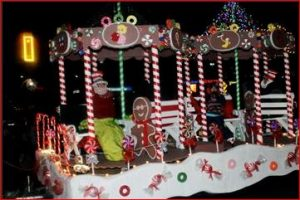 Candyland Carousel 2015