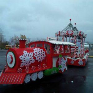 Holiday Train 2016